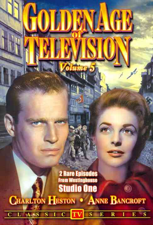 GOLDEN AGE OF TELEVISION VOL 5 WILLOW BY GOLDEN AGE OF TELEVI DVD
